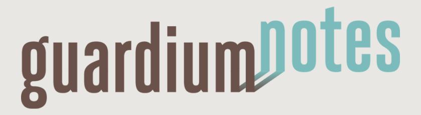 gardiumnotesblog