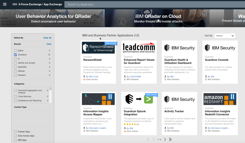 App Exchange Portal